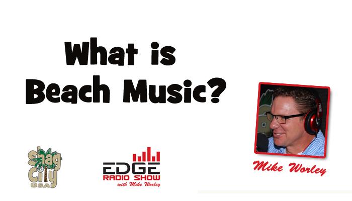 What is Beach Music?