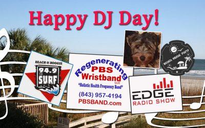 National DJ Day!