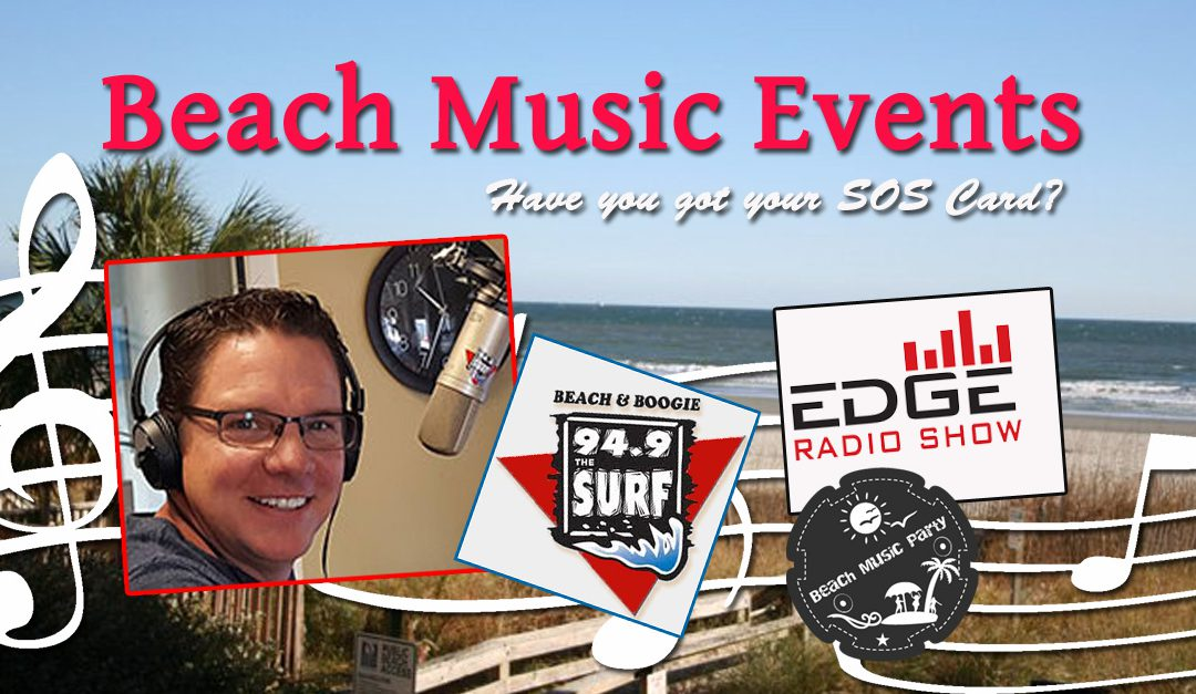 SOS and other Beach Music Events