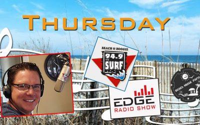 Friday Eve on the EDGE!